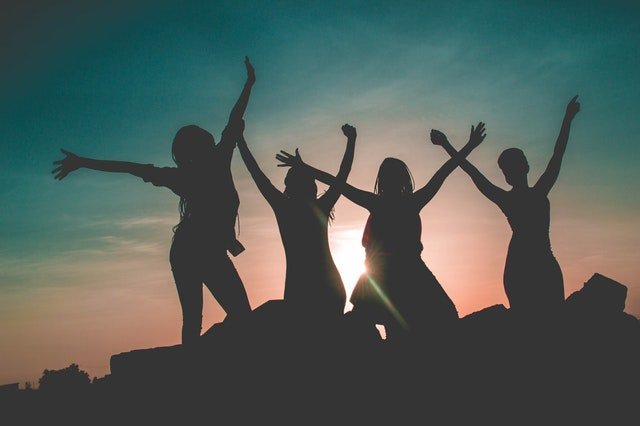 Why finding your tribe is good for your health.