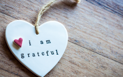 Gratitude: The Secret to Health and Happiness
